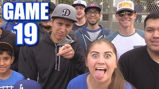 CIARA STRIKES AGAIN! | On-Season Softball Series | Game 19