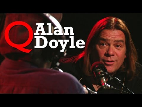 Alan Doyle on Séan McCann