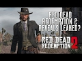 Red Dead Redemption 2 - E3 2017 Reveal Leaked? Future Trailers, RDR on PC & Much More RDR2 Info!