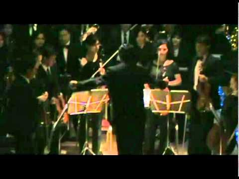 Sinfónica Municipal de Loja con Diego Ferré - (1/5)