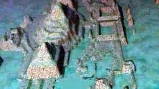 Atlantis Found Giant Sphinxes, Pyramids In Bermuda Triangle 2/2
