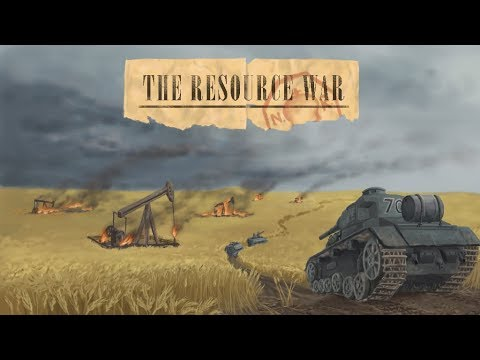 Resource War - Hearts of Iron 4