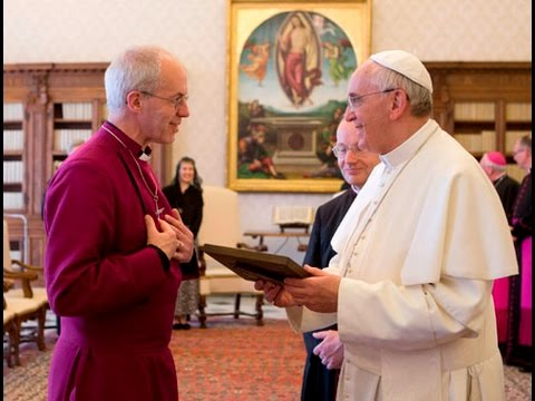 Church of England REPENTS of the Reformation