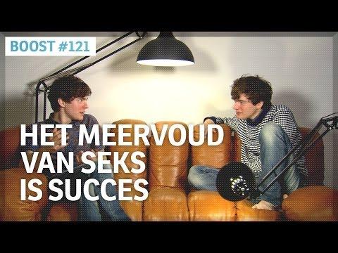 Het meervoud van seks is succes #boostnu
