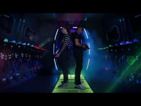 LaserSports Deutschland – Einweisung zum Lasertag