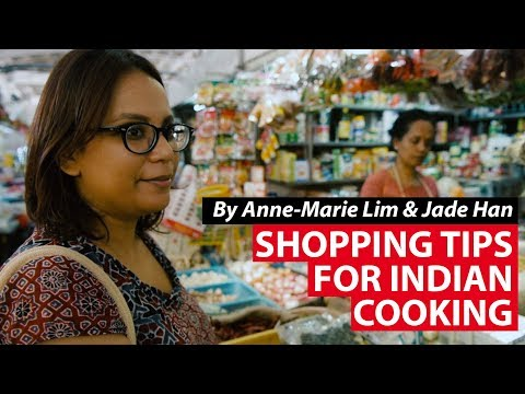 Shopping Tips For Indian Cooking | Vanishing Recipes | CNA Insider
