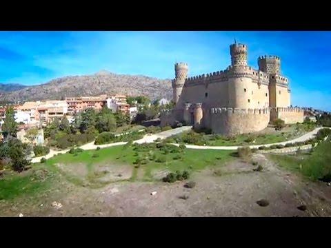 El castillo de Mendoza...y el fantasma de Maricantina