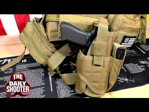 Condor Tornado Tactical Leg Holster Review