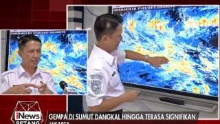 BMKG himbau kepada warga di Sumut, gempa yang terjadi tidak berpotensi tsunami - iNews Petang 17/01 | iNewsTV - News