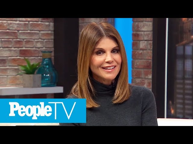 An Uncle Jesse And Aunt Becky 'Fuller House' Spin-Off? Lori Loughlin Is On Board! | PeopleTV