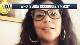 Aida Rodriguez's Heroes Kick A LOT of Ass