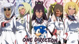 Infinite Stratos vs. PSY vs. Quad City DJs vs. Sonic vs. Maroon 5 vs. Nicki Minaj vs. Ke$ha vs. O...
