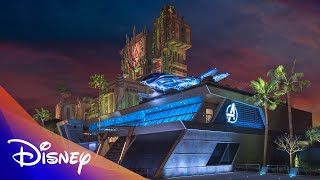Amazing Avengers Campus Facts