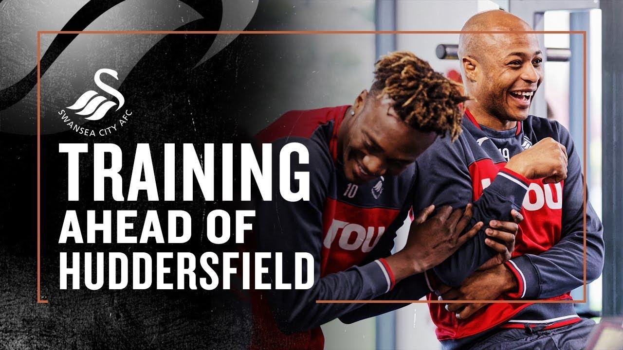 Trainer Huddersfield