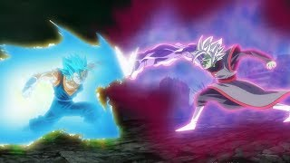 「AMV」Dragon Ball Super- Vegetto Blue & Trunks vs. Merged Zamasu [FULL FIGHT]|CANAL DO TIO KLAILSSON