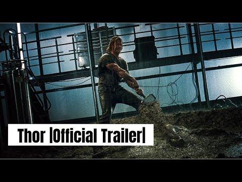 Thor- Official Trailer  |Full HD| 1080p |Trailer Mania|