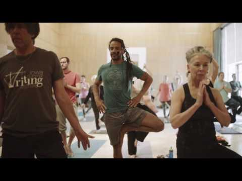 Art Center Yoga w/ Ben