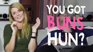 Got Buns Hun? with Grace Helbig | Burger Quest ep.3