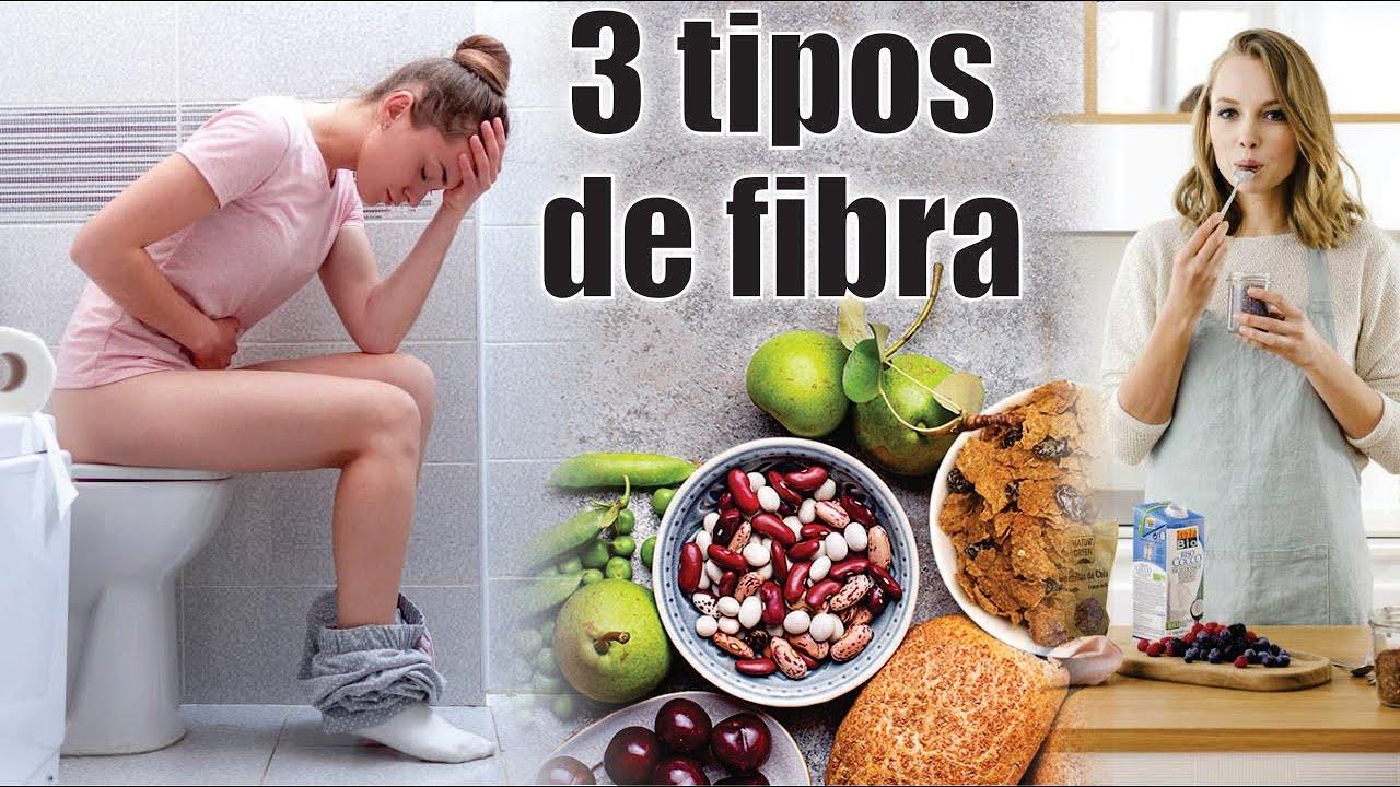 3 TIPOS de FIBRA ¿Cuáles son? 🥦🍎🍇🥗 SOLUBLE INSOLUBLE y PREBIÓTICA (FOS) ⭐ Lic SANDRA SOLOGUREN BRYCE