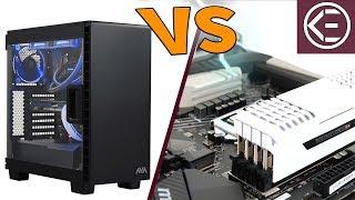 DIESER Fertig PC ist GÜNSTIGER als selber bauen! | Ryzen 5 2400G oder Ryzen 3 2200G?