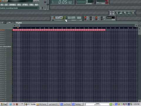 How to Compose a drum beat or loop in FL Studio « FL Studio