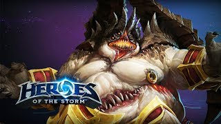 Heroes of the Storm (HotS) | ALL SHALL BURN BUILD | Azmodan Gameplay ft. Sinvicta