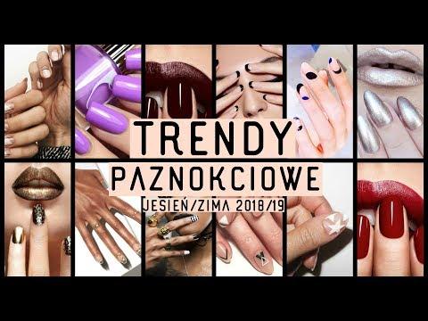 Top 10 Trendów W Manicure Jesień Zima 201819 To Będzie Modne
