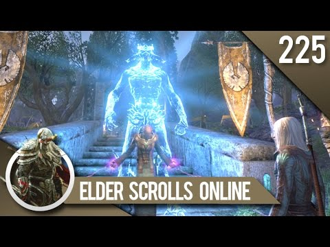 THE WEIGHT OF THREE CROWNS! - Elder Scrolls Online Let's Play 225