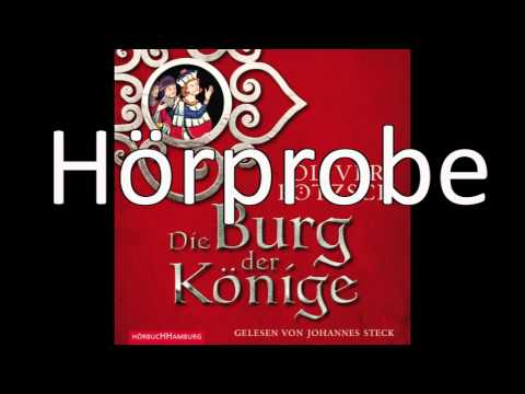 Die Burg der Könige YouTube Hörbuch Trailer auf Deutsch