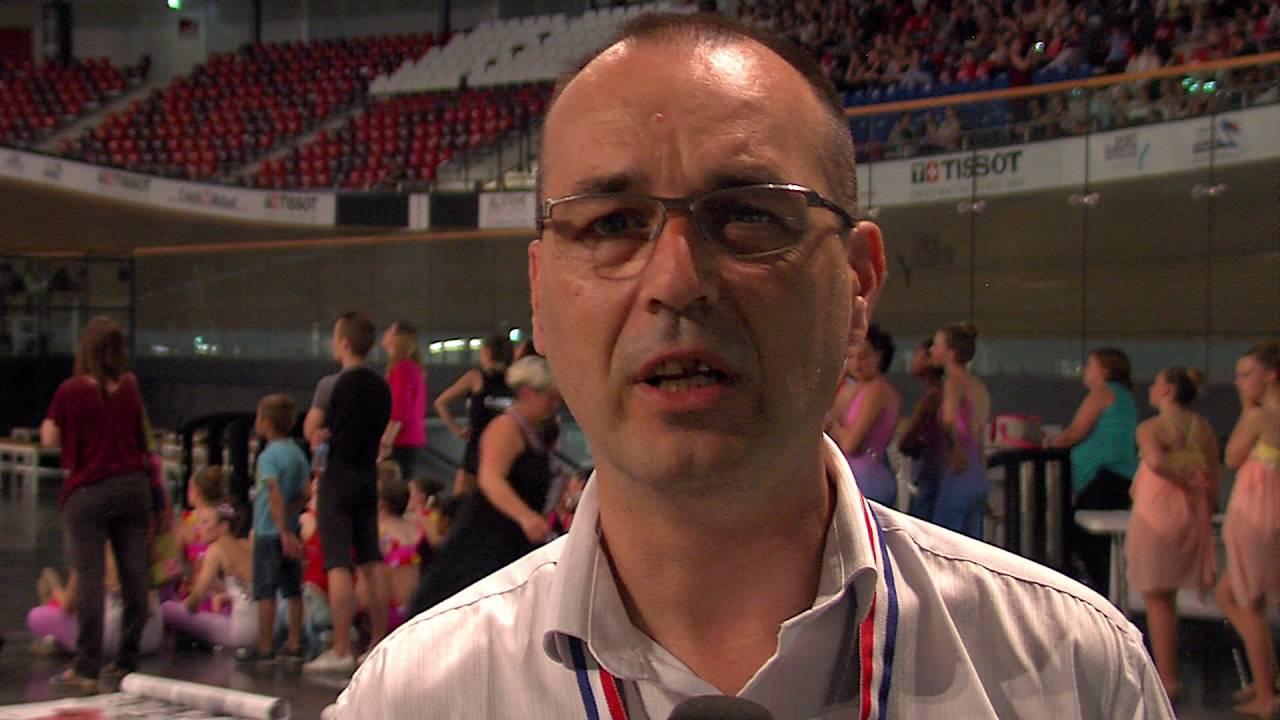 Twirling Bâton : 700 personnes au Vélodrome pour une soirée de gala