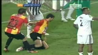 الترجي الرياضي التونسي 1-1 مازيمبي الكونغولي - ملخص المباراة -  نهائي اياب دوري ابطال افريقيا 2010