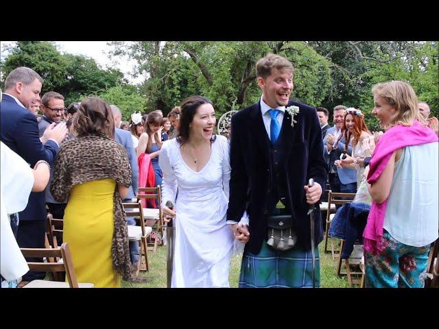 🎊 James & Rhiannon - Wedding Highlights 👰🏻
