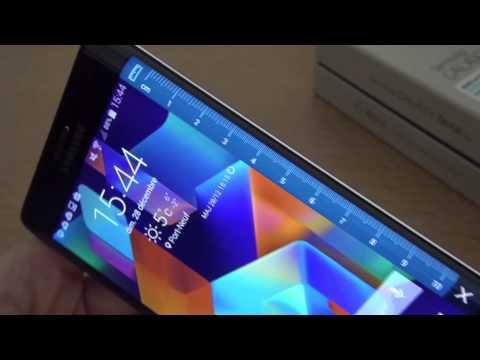 Test Galaxy Note Edge : un fantastique panneau latéral
