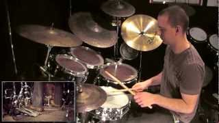 Big Foot Boogie - Grade 3 Drum Kit - Trinity Guildhall 2011-2013