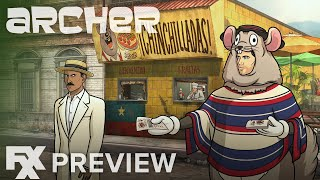 Archer | Season 9 Ep. 3: Different Modes of Preparing The Fruit Preview | FXX