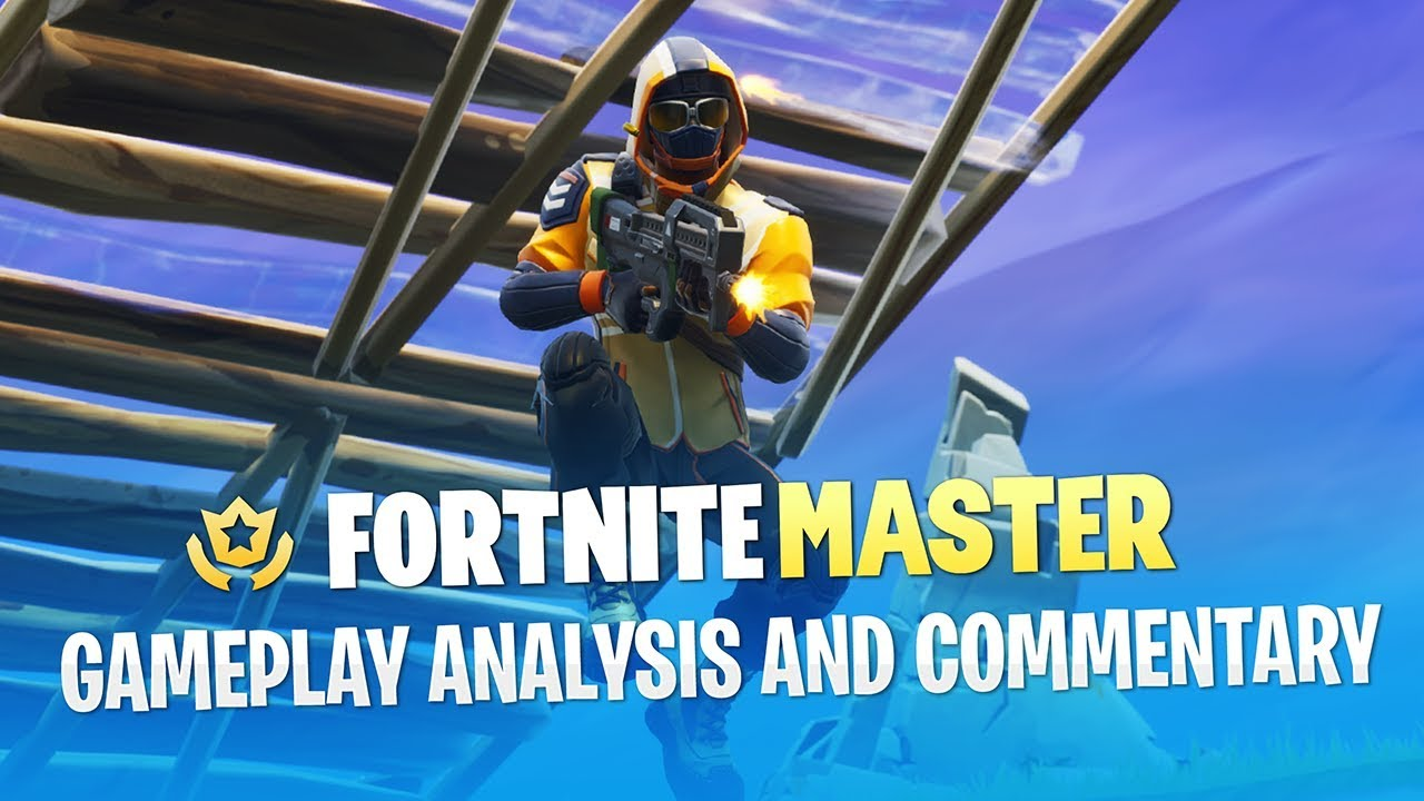 Fortnite Gameplay Review (Fortnite Battle Royale)