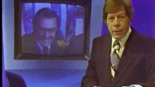 WTVO Channel 17 - Bruce Richardson And The News (Opening Segment, 1978?)