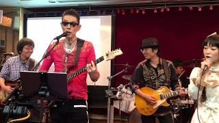 ♪ 飾りじゃないのよ涙は   おやじトリオCEO with 佐藤香織 佐藤かおり 動画 11