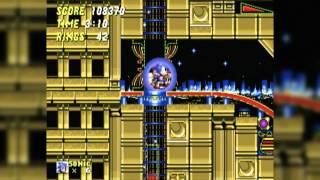 Sonic 2 - Jogos Antigos - Game Over