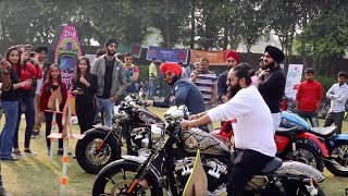 Delhi Bikers Fest 2018 - Part 2 & Led Lights - King Indian - King Indian
