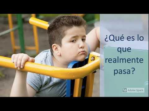 Fisiologia de la obesidad en Pediatria   Maria Fernanda Benavides Bastidas