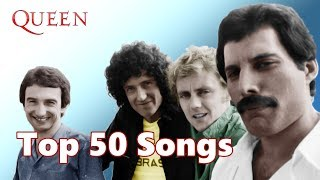 Baixar Top 10 Queen Songs (50 Songs) Greatest Hits (Freddie Mercury)