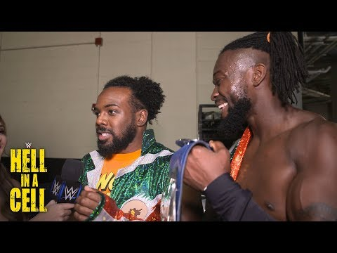 The New Day plan to pop some bottles to celebrate their title defense: Exclusive, Sept. 16, 2018