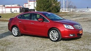 2012 Buick Verano Sedan Red for sale dealer Dayton Troy Piqua Sidney Ohio | 26830A