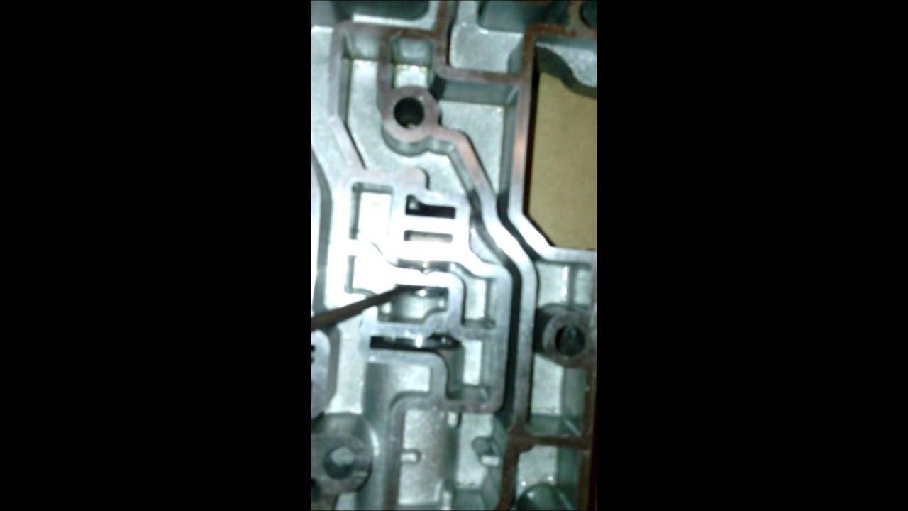 medium resolution of e4od 4r100 1st 2nd or 3rd gear kick