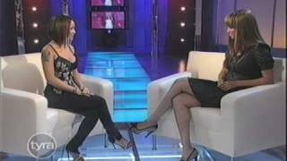 Repeat youtube video Tyra Banks - Bisexuality and Tila Tequilla