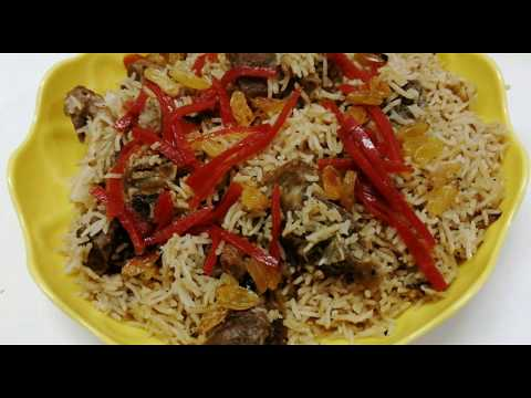 Kabuli Pulao | By Food Cafe