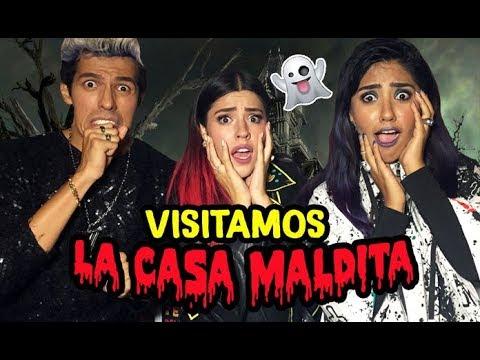 ¡VISITAMOS LA CASA MALDITA DE LOS POLINESIOS EN SIX FLAGS! - Eliot Channel