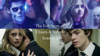 The Full Story of Chiara & Niccolo [Baby s2]