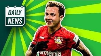 Götze als Havertz-Ersatz zu Leverkusen? FC Bayern bot Alaba für Sané als Tausch-Transfer!